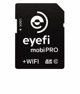 Bilde av Eye-Fi Mobi Pro Wireless SDHC Class 10 32GB