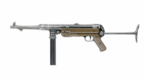 Bilde av Legends MP40 -  German Legacy Edition - 4.5mm BB - Semi/Fullauto