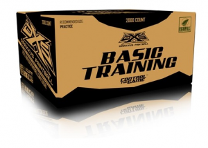 Bilde av DXS Basic Training Paintballs - 2000stk
