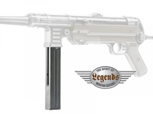 Bilde av Magasin - Legends MP40 - 4.5mm BB